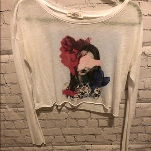 AberCrombie &Fitch crop top size small